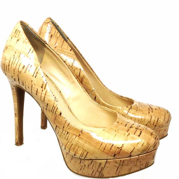 c651fcbcb73 Giani Bini Women's Shoes Size Us 6.5M brown heels